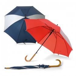Двуцветен рекламен чадър