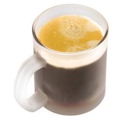 Рекламна матирана чаша за кафе