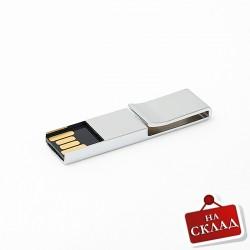 Рекламна метална флашка за печат