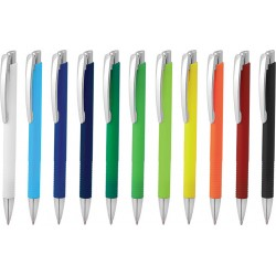 Пластмасова фирмена химикалка за печат