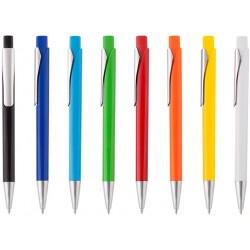 Рекламни пластмасови химикалки за брандиране