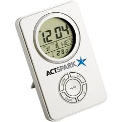 Дигитален часовник с термометър и календар