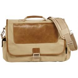 Луксозна чанта за лаптоп 17 инча Cambridge Collection / Field & Co.