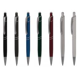Метална бюджетна химикалка