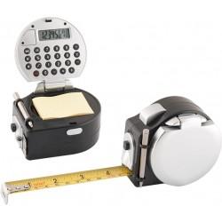 Рекламна ролетка с калкулатор, химикалка и листчета