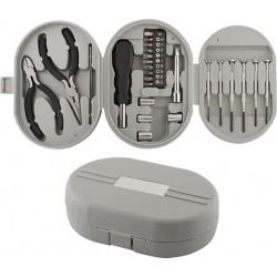 Функционален комплект инструменти в кутия