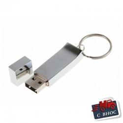 Метална USB флашка от неръждаема стомана
