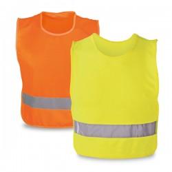 Детска светлоотразителна предпазна жилетка