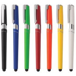 Пластмасова стилус химикалка с възможност за печат