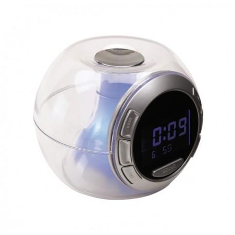 Сферичен настолен часовник