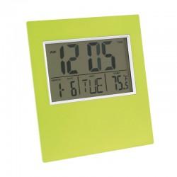 Часовник с термометър за бюро