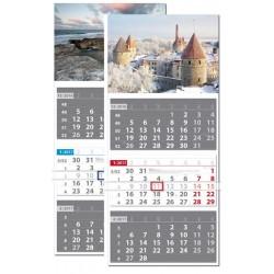 Рекламен работен календар Универсал Стил