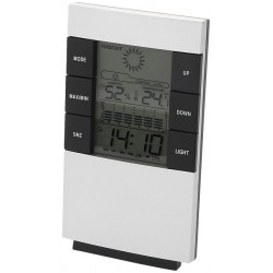 Електронен часовник - метеостанция за бюро