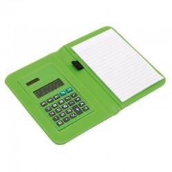 Рекламен тефтер с калкулатор