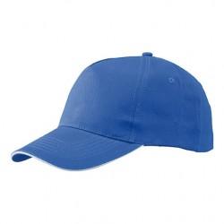 Промоционална шапка в контрастен цвят Myrtle Beach