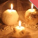 Рекламни свещи