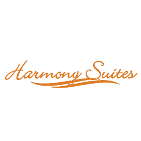 Брандиране на рекламни материали Harmony Suites