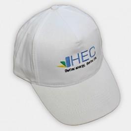 Бродерия на шапки с лого HEC