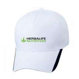 Печат на лого Хербалайф на рекламни шапки