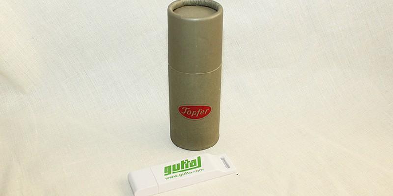Тампонен печат на кутийки с моливи