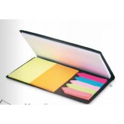 Комплект лепящи листчета с тефтерче