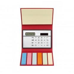 Комплект лепящи листчета с калкулатор