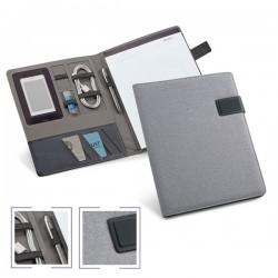 Практична офис папка с магнитно закопчаване