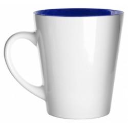 Цветна отвътре керамична чаша