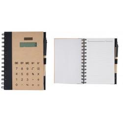 Еко бележник с калкулатор
