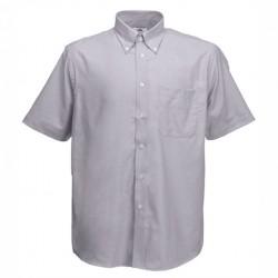 Класическа мъжка риза с къс ръкав Fruit of the Loom