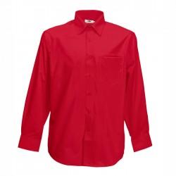 Официална мъжка риза с дълъг ръкав