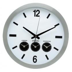 Голям стенен часовник с 4 времена - F.Bartholdi