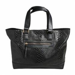 Стилна дамска чанта от еко кожа Safari / Jean-Louis Scherrer