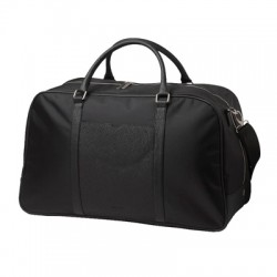 Луксозна пътна чанта с два джоба Parcours Black / Nina Ricci