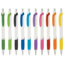 Пластмасова офис химикалка с взможност за печат