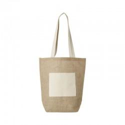Рекламна торба за пазар от юта