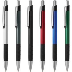 Метална рекламна офис химикалка