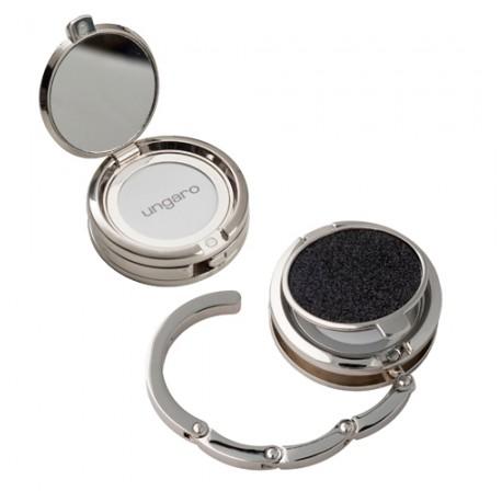 Луксозна дамса закачалка за чанта, огледалце и рамка за снимка Lustrini / Ungaro
