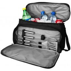 Комплект аксесоари за барбекю и хладилна чанта