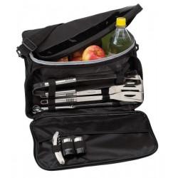 Чанта за пикник и барбекю две в едно