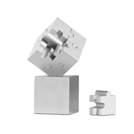 Метален 3D пъзел за бюро
