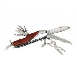 Рекламен джобен нож с дървена дръжка