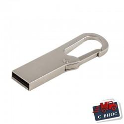 Рекламна USB памет - карабинер