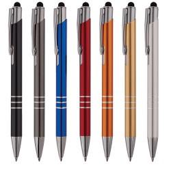 Метална стилус химикалка за печат