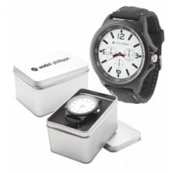 Мъжки ръчен часовник Soldat в метална кутийка André Philippe