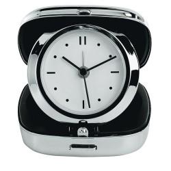 Модерен метален часовник за из път