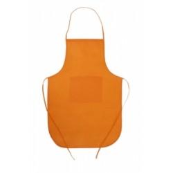Кухненска престилка с преден джоб