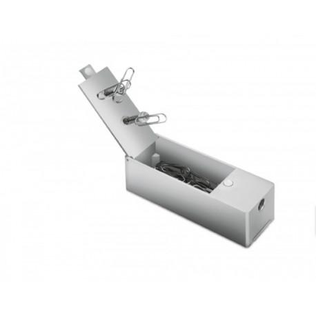 Кутийка за кламери с острилка