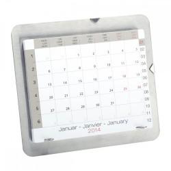 Настолен календар с поставка за химикалка