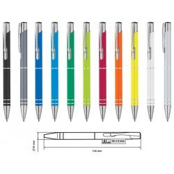 Метална химикалка за гравиране